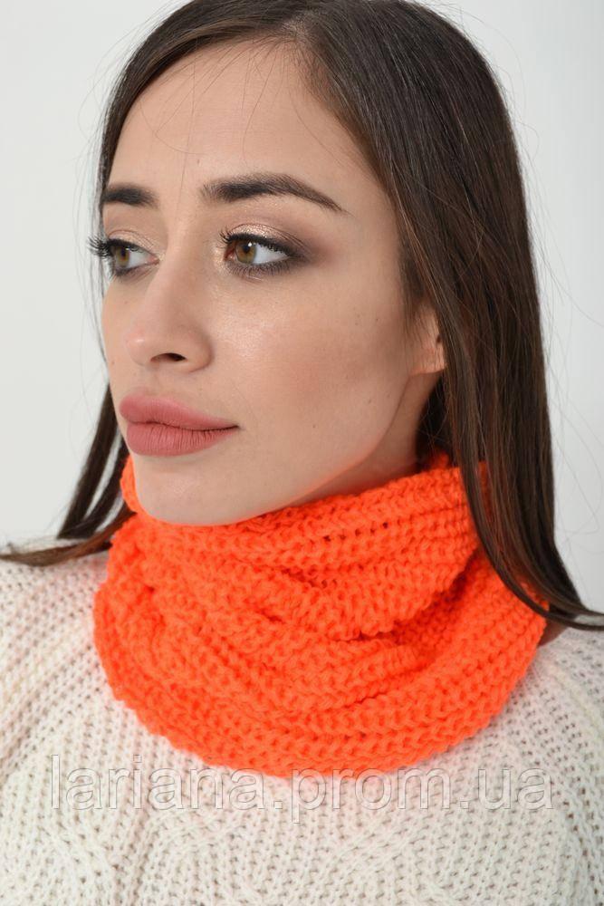 Хомут женский 103R066 цвет Оранжевый