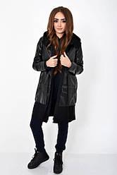 Куртка женская 103R060 цвет Черный