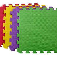 Мягкие Коврики-пазлы Игроленд - покрытие для игр и тренировок в спортзалах, на игровых площадках ЭВА