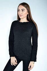 Свитер женский 103R053 цвет Черный
