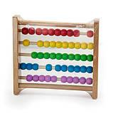 """Развивающая игрушка Viga Toys """"Счеты"""" (54224), фото 2"""