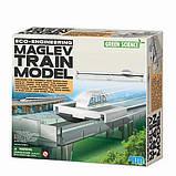 Набор для исследований 4M Поезд на магнитной подушке (00-03379), фото 2