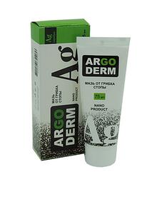 ArgoDerm - Мазь від грибка і тріщин стопи (АргоДерм)
