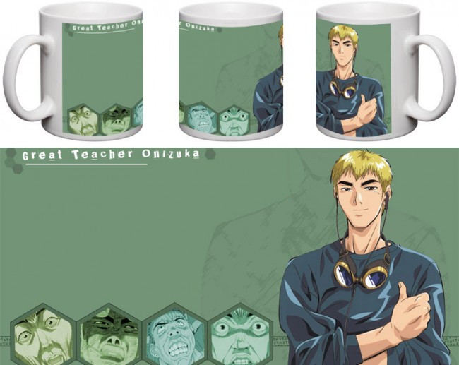 Кружка чашка Great Teacher Onizuka