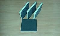 Абразивная губка SMIRDEX (грубая, средняя, тонкая, сверхтонкая) 2 стороны 120*90*10.