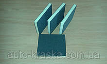 Абразивна губка SMIRDEX (груба, середня, тонка, надтонка) 2 сторони 120*90*10.