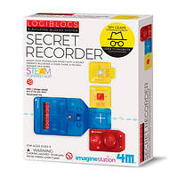 Набор шпиона 4M Записывающие устройства (00-06808)