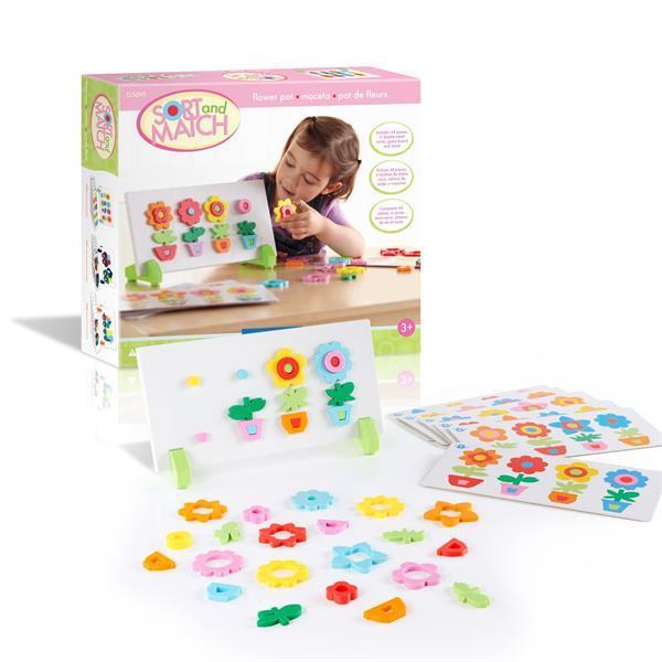 Игровой набор Guidecraft Manipulatives Цветы (G5090)