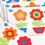 Игровой набор Guidecraft Manipulatives Цветы (G5090), фото 3