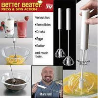 Миксеры Better Beater hand mixer, взбивалка.