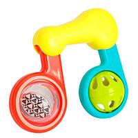 Погремушка Нота игрушка для самых маленьких детей Hola Toys