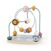 Лабиринт Viga Toys PolarB Бусины на проволоке (44020)