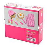 """Набор Viga Toys """"Маленький повар"""", розовый (50116), фото 3"""