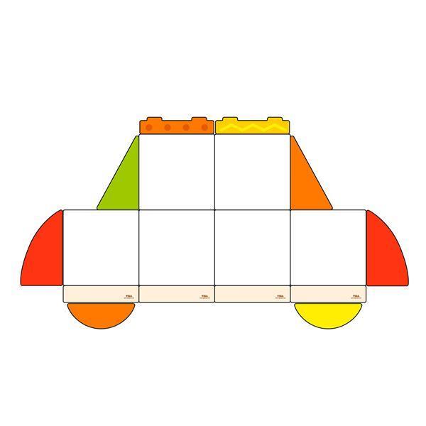 Набор магнитных досок Viga Toys №12 (50782)