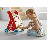 Ходунки-каталка Viga Toys (50950), фото 4