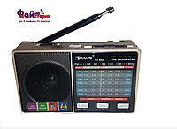 Радиоприемник с mp3 проигрывателем (USB\MicroCD), фонариком GOLON RX-8866BT