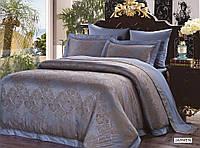 Комплект постельного белья 200х220/70*70 ARYA Magestic Jarmen фиолетовый