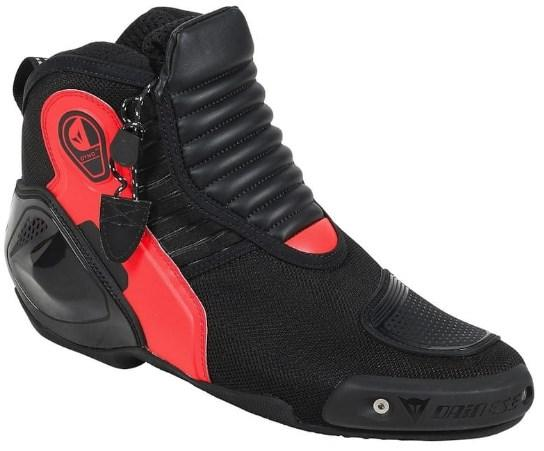 Мотоботы Dainese Dyno D1 Black/Red