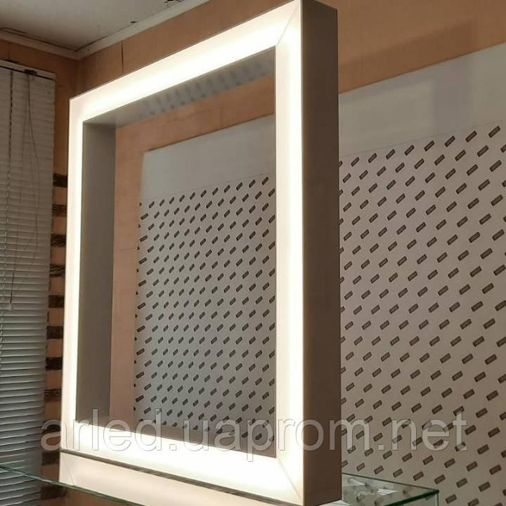 Светодиодный светильник-квадрат Promo