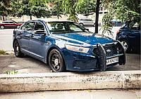 В Україні зняли незвичайний поліцейський авто з США