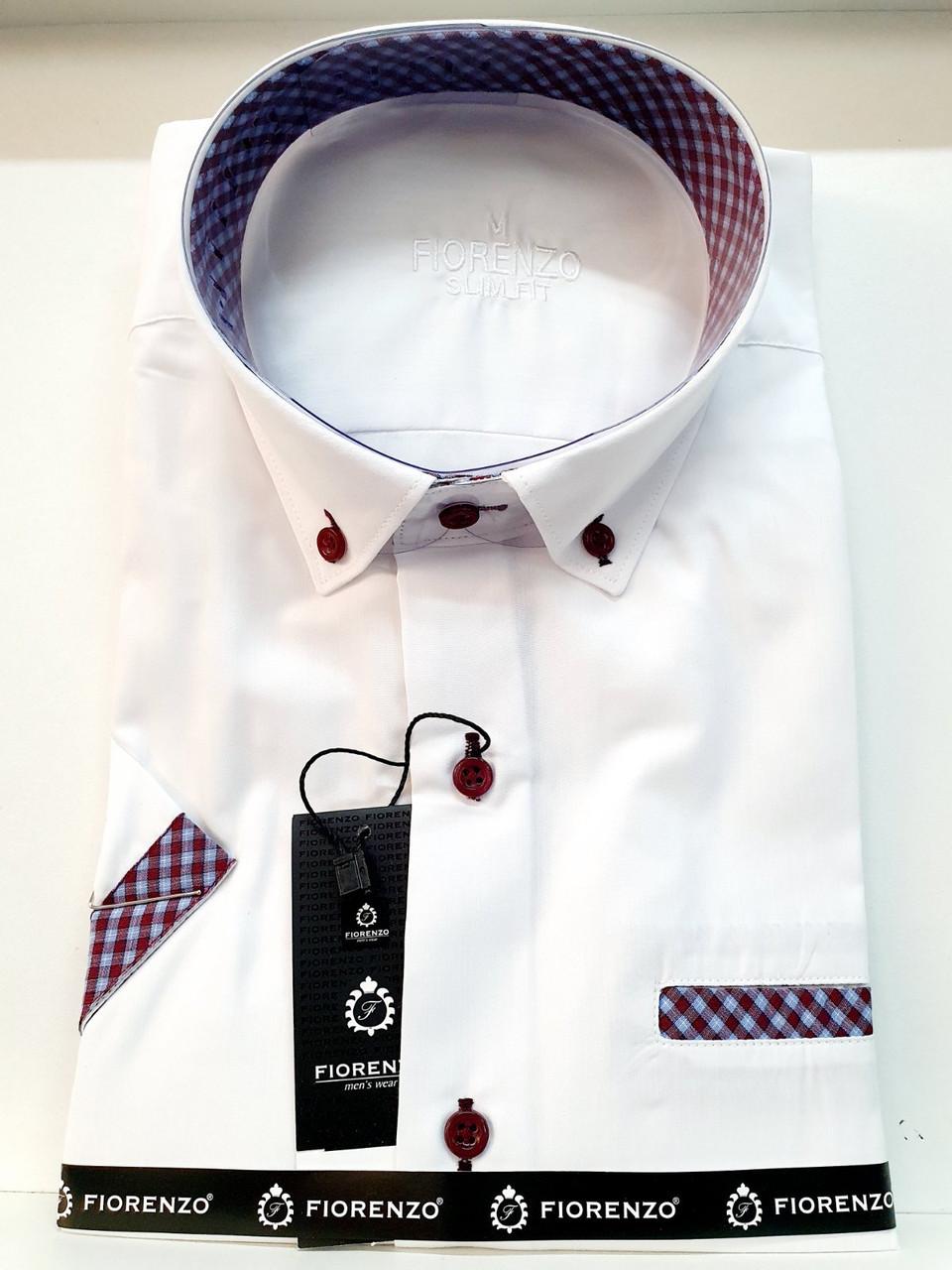 Сорочка з коротким рукавом Fiorenzo