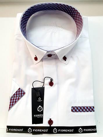 Сорочка з коротким рукавом Fiorenzo, фото 2