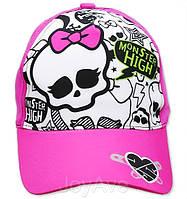 Бейсболка для девочки Monster High