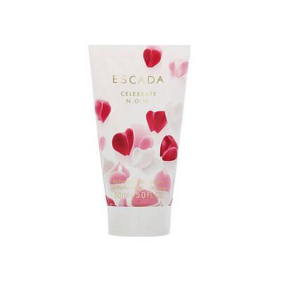 Жіночий лосьйон для тіла ESCADA Celebrate N. O. W. body lotion 50ml, ніжний квітковий аромат ОРИГІНАЛ