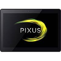 "Планшет Pixus Sprint 10.1"", 1/16ГБ, 3G, GPS, metal, black (Sprint metal, black)"