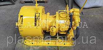 Лебідка шахтна допоміжна ШВА-18000×0,25П