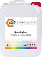 Средство очистки от накипи утюгов Descaling irons 5 л / Засіб очищення від накипу прасок 5 л