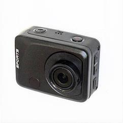 Видеокамера SportsCam F40 Full HD 1080P Black 3sm500479841, КОД: 1389905