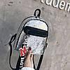 Женский рюкзак мини с брелком M+Love 🎁 В подарок браслет и кукла, фото 4