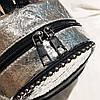 Женский рюкзак мини с брелком M+Love 🎁 В подарок браслет и кукла, фото 7