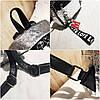 Женский рюкзак мини с брелком M+Love 🎁 В подарок браслет и кукла, фото 9