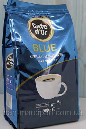 Кава мелена Cafe d'or Blue 500гр