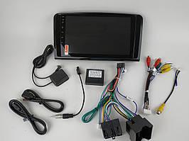 Штатна Android Магнітола на  Mercedes ML/GL 350/430/450/500 2005-2013 Model 4G-solution (М-М2-9-4Ж)
