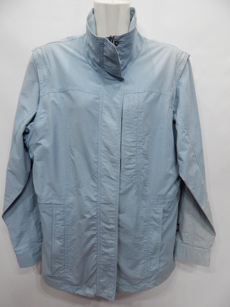 Куртка-ветровка  женская демисезонная TOM HANBURY р.48-50 031GK
