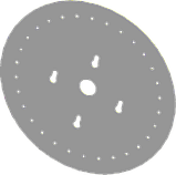 Диск высевающий сеялки УПС, СПМ, Веста-6,8  509.046.4005, фото 4