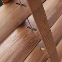 Жалюзи горизонтальные бамбуковые 50 мм