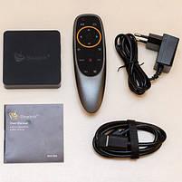 Приставка Android SMART TV BOX Beelink GT1 Mini 4/64 GB (Black) | Приставка смарт ТВ, фото 6
