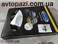TU0004 7505041 Накладки тюнинг VAG Passat 2005 дверные ручки комплект www.avtopazl.com.ua