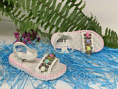 Босоножки пляжные резиновые ВВТ р.21-26. B-70