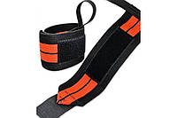Кистьові бинти Titan Max RPM ( оранжево - чорні )