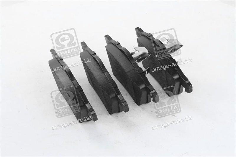Колодка тормозная дисковая ФОЛЬКСВАГЕН TRANSPORTER (T4) 90-03 передн. (RIDER) (арт. RD.3323.DB1282)