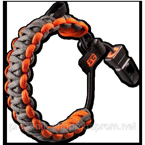 Браслет Gerber Bear Grylls Survival bracelet eng блістер