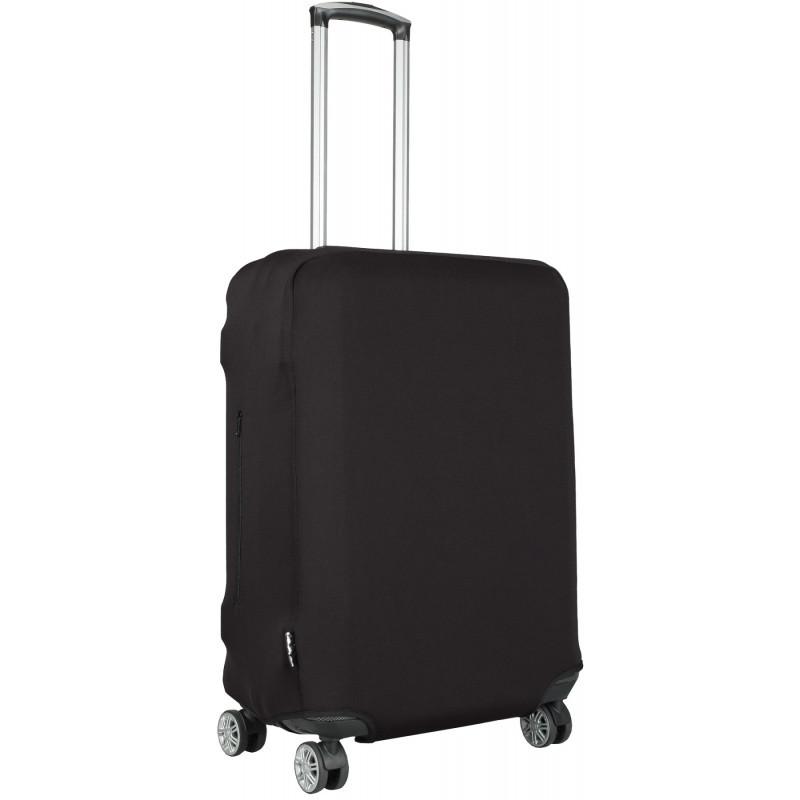 Чехол неопрен на чемодан L черный Высота 65-80см Coverbag CvL0104BK