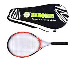 Ракетка для большого тенниса Kingbecket C34451 оранжевый