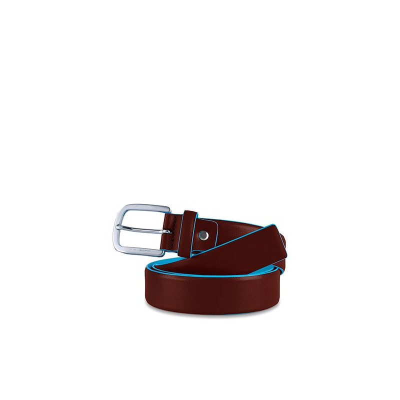 Ремень PIQUADRO коричневый BL SQUARE/Cognac CU3455B2_MO