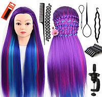Голова для плетіння волосся